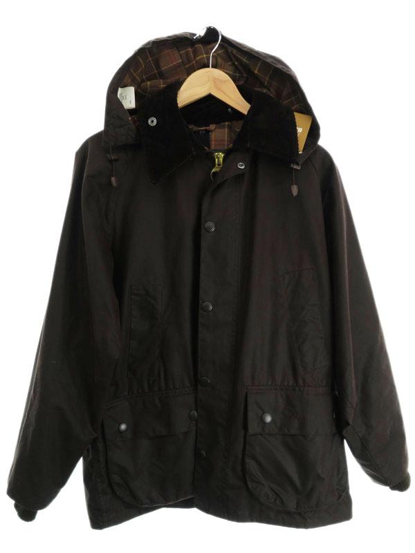 【BARBOUR】【アウター】バブアー『Bedale オイルドジャケット sizeC38』メンズ ブルゾン 1週間保証【中古】