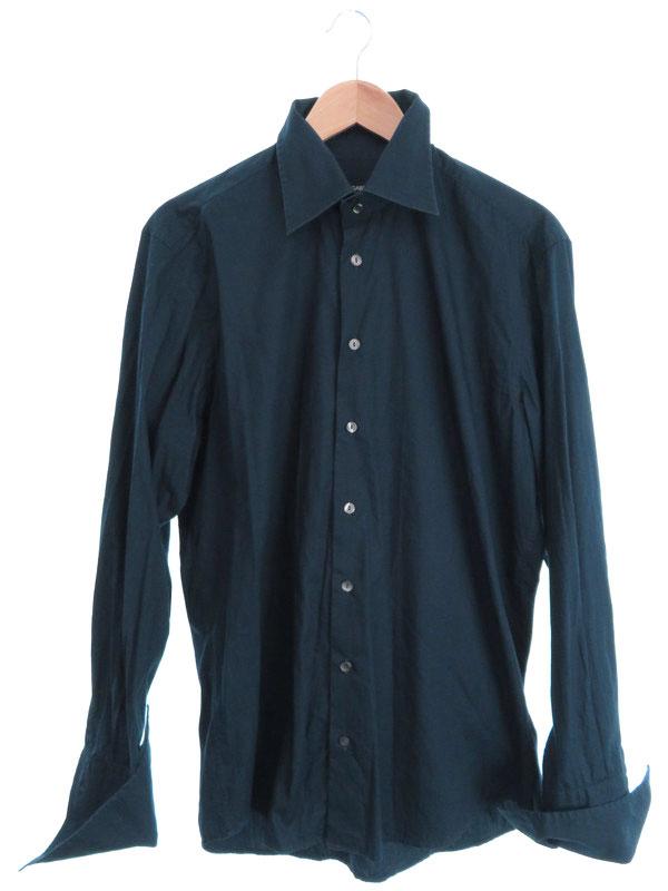 【DOLCE & GABBANA】【トップス】ドルチェアンドガッバーナ『長袖シャツ size40 15 3/4』メンズ 1週間保証【中古】