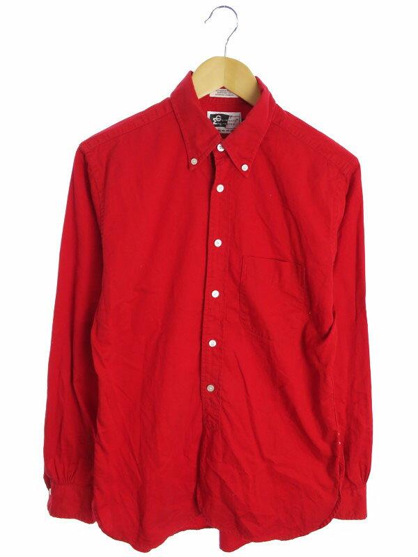 【Engineered Garments】【トップス】エンジニアドガーメンツ『コットン長袖シャツ sizeS』メンズ 1週間保証【中古】