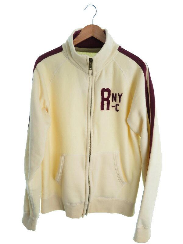 【RUEHL No.925】【アウター】ルールナンバー925『ダメージ加工スウェット sizeL』メンズ ジャケット 1週間保証【中古】