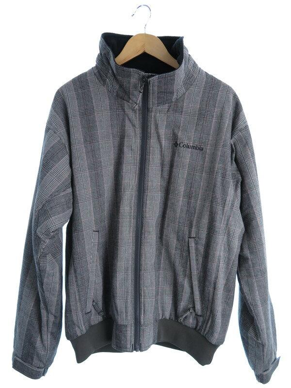 【Columbia】【アウター】コロンビア『チェック柄中綿ジャケット sizeL』メンズ 1週間保証【中古】