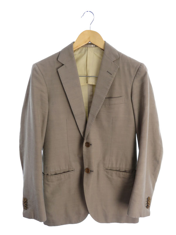 【TOMORROW LAND】【アウター】トゥモローランド『テーラードジャケット size44』メンズ 1週間保証【中古】