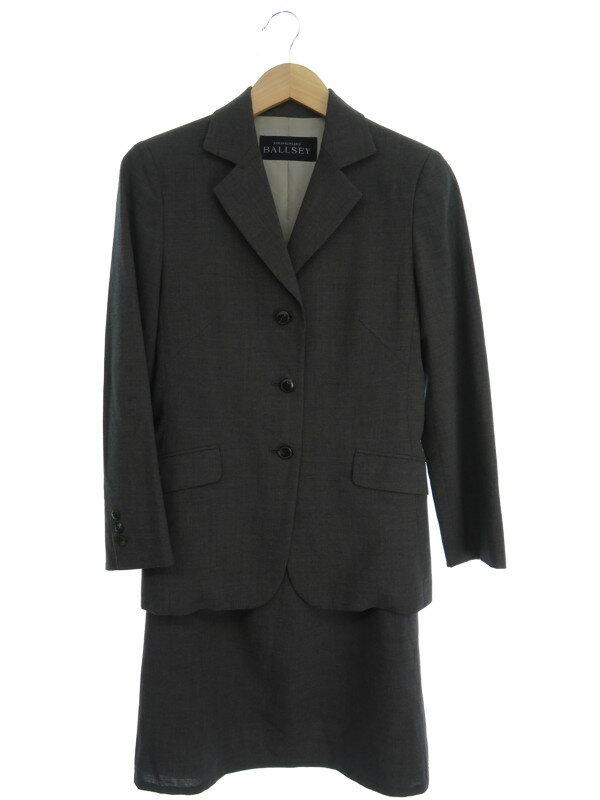 【BALLSEY】【上下セット】ボールジー『スカートスーツ size38』レディース セットアップ 1週間保証【中古】