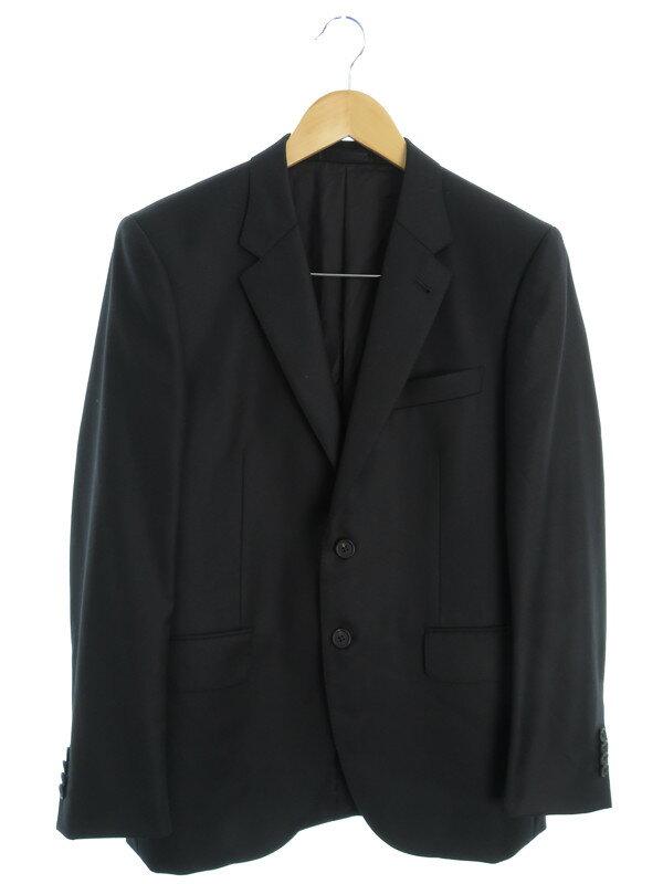 【Paul Smith LONDON】【Loro Piana】【上下セット】【ベスト付】ポールスミス『3ピース スーツ sizeM』メンズ セットアップ 1週間保証【中古】