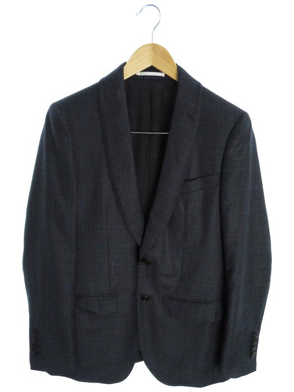 【AQUOIBONISTE】【セットアップ】【3ピース】アクワボニスト『ベスト付スーツ上下セット size44』メンズ 1週間保証【中古】