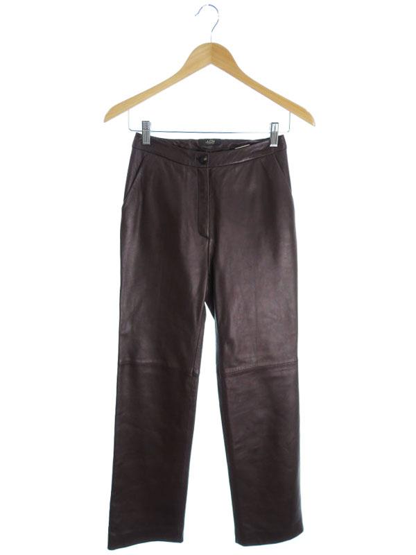 【JUDY COLLECTION】【ボトムス】ジュディコレクション『レザーパンツ size59-86』レディース 革パンツ 1週間保証【中古】