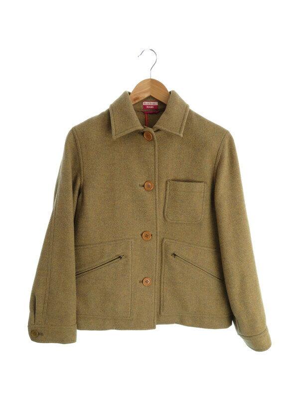 【Paul Smith JEANS】【アウター】ポールスミスジーンズ『ウールジャケット size40』レディース ブレザー 1週間保証【中古】