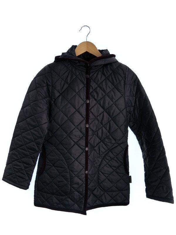 【LAVENHAM】【アウター】ラベンハム『中綿キルティングコート size36』レディース 1週間保証【中古】