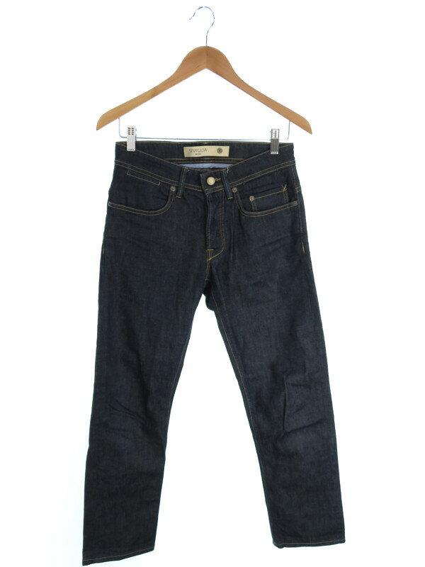 【SIVIGLIA】【ボトムス】【ジーパン】シビリア『ストレートジーンズ size30』メンズ デニムパンツ 1週間保証【中古】
