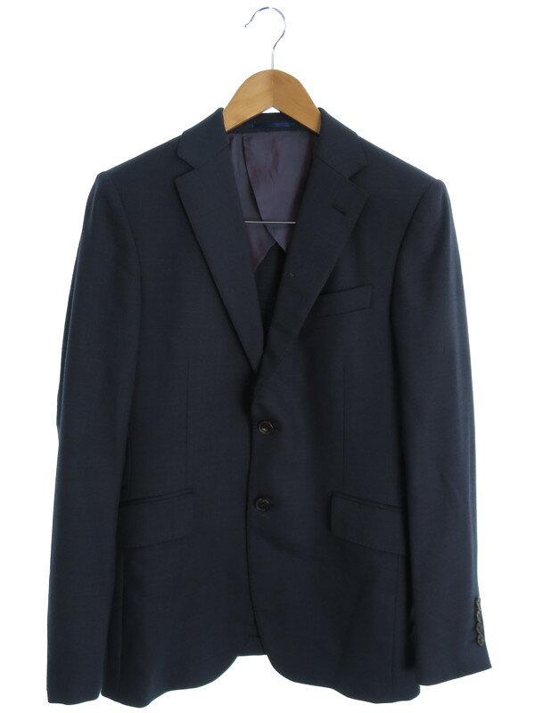 【ABAHOUSE】【TASMANIAN】【上下セット】アバハウス『スーツ size2』メンズ セットアップ 1週間保証【中古】