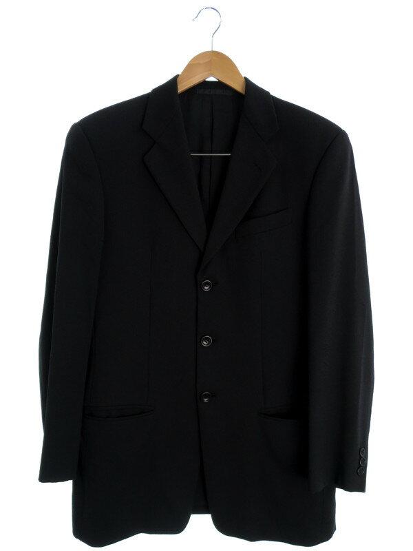 【ARMANI COLLEZIONI】【セットアップ】【2ピース】アルマーニコレッツォーニ『スーツ上下セット』メンズ 1週間保証【中古】