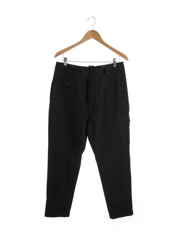 【DOLCE&GABBANA】【ドルガバ】【ボトムス】ドルチェアンドガッバーナ『チェック柄パンツ size50』メンズ カーゴパンツ 1週間保証【中古】