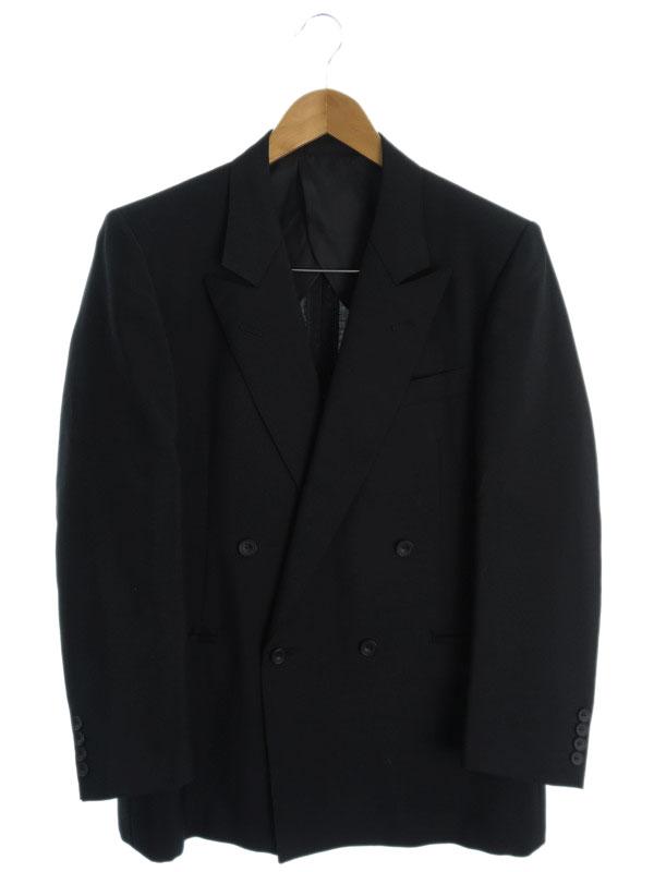 【BURBERRY'S】【上下セット】バーバリーズ『ダブルスーツ size170AB5』メンズ セットアップ 1週間保証【中古】