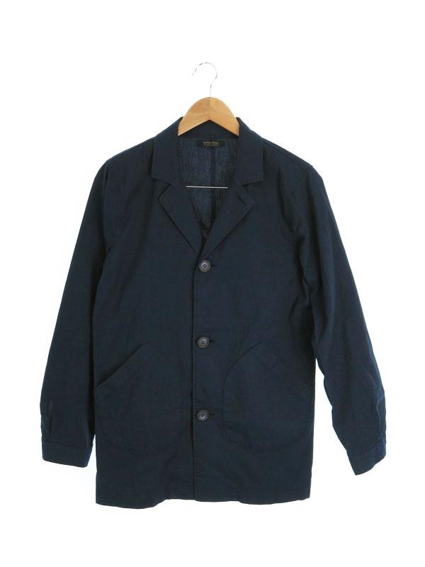 【modem design】【トップス】モデムデザイン『コットン長袖シャツジャケット size2』メンズ 1週間保証【中古】