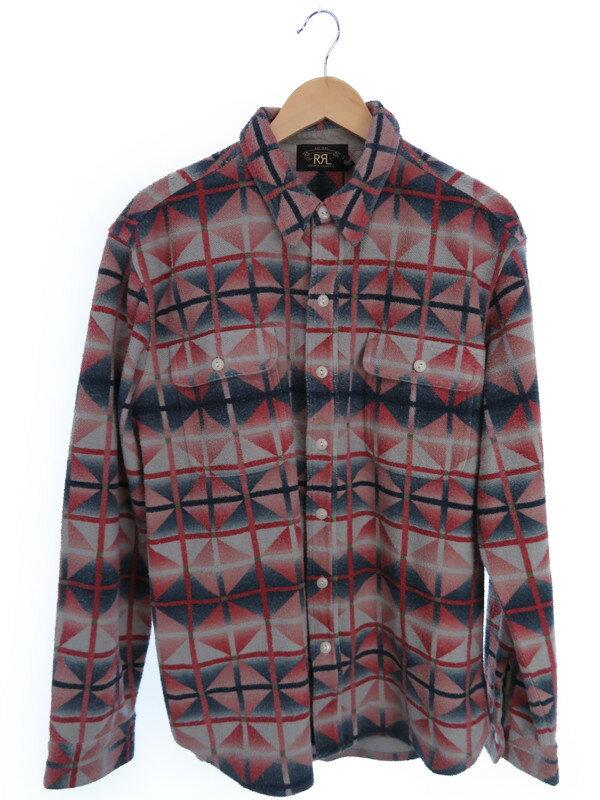 【Ralph Lauren】【トップス】ラルフローレン『長袖シャツ size180/100-A』メンズ 1週間保証【中古】