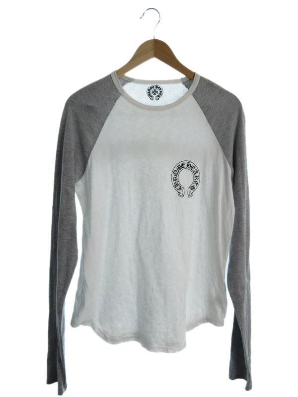 【Chrome Hearts】【トップス】クロムハーツ『長袖Tシャツ sizeSMALL』メンズ 1週間保証【中古】