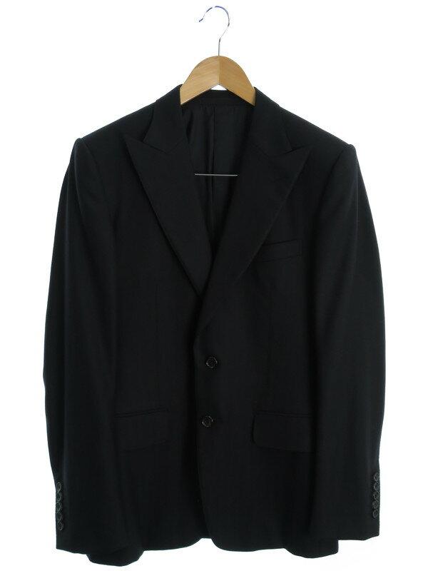 【GUCCI】【上下セット】グッチ『スーツ size46R』メンズ セットアップ 1週間保証【中古】