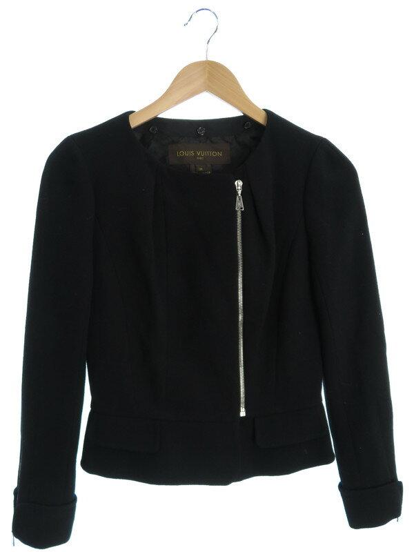 【Louis Vuitton】【アウター】ルイヴィトン『ジップアップジャケット size36』レディース 1週間保証【中古】