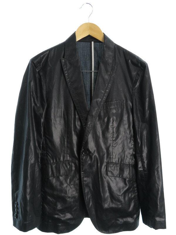 【EPOCA UOMO】【アウター】エポカウォモ『テーラードジャケット size46』メンズ 1週間保証【中古】