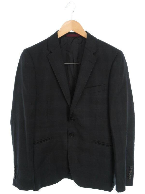 【Paul Smith】【アウター】ポールスミス『テーラードジャケット sizeM』メンズ 1週間保証【中古】