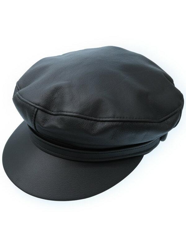 【Tokiohat】トーキョーハット『レザー帽子』メンズ 1週間保証【中古】