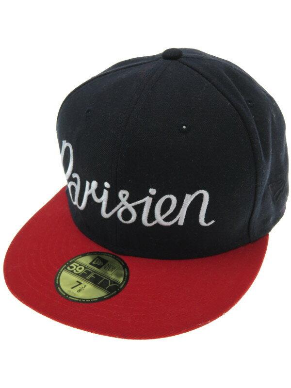【NEW ERA】【Kitsune】【帽子】ニューエラ『59FIFTY キャップ size7 3/8』メンズ 帽子 1週間保証【中古】