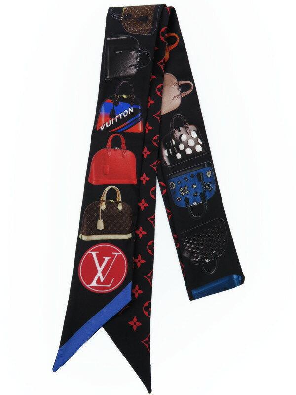 【LOUIS VUITTON】ルイヴィトン『バンドーBB・トリビュート トゥー アルマ』M70655 レディース スカーフ 1週間保証【中古】