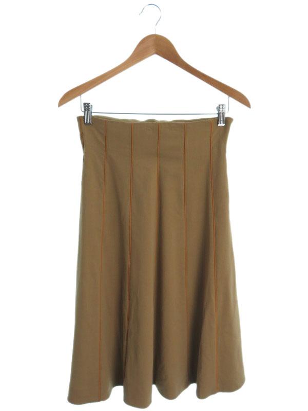 【HERMES】【ボトムス】エルメス『ウール混スカート size36』レディース 1週間保証【中古】