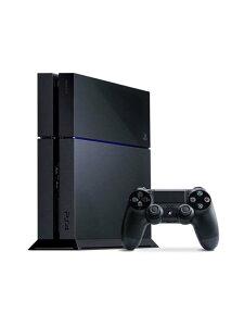 ソニー『PlayStation4(プレイステーション4)』CUH-1000AB01ブラック500GBPS4ゲーム機本体【訳あり】【新品】b00e/N