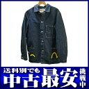 エヴィス『デニム カバーオール 38』lot.1951 メンズ ジャケット 1週間保証【中古】b02f/h03A