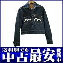 エヴィス『デニムジャケット 36』lot.1500 No.2 メンズ ジージャン 1週間保証【中古】b02f/h17B