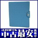 エルメス『ユリスPM』ユニセックス 手帳カバー 1週間保証【中古】b02b/h13B