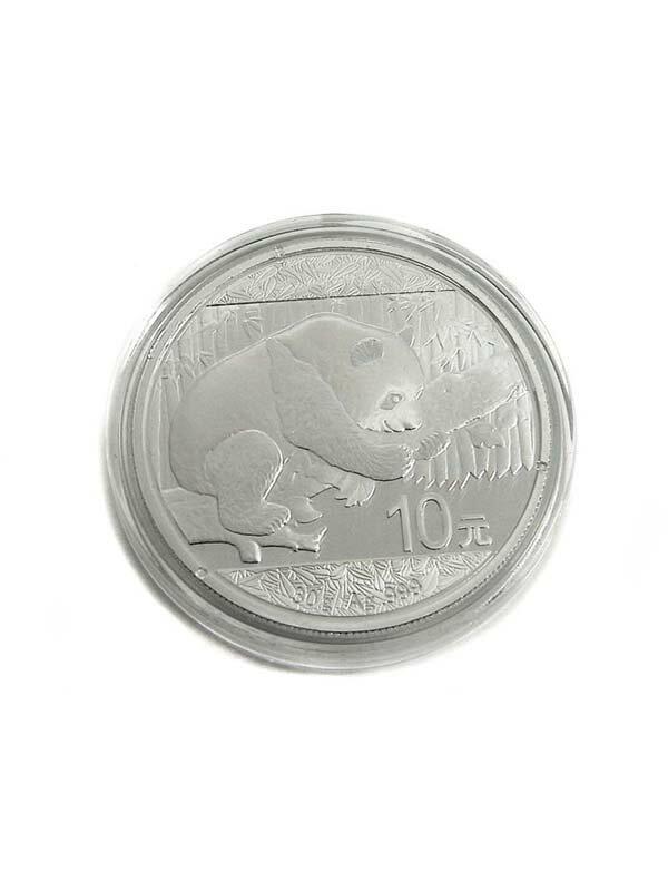 【2016年】【10元】【パンダ】【中国熊猫】セレクトジュエリー『純銀 コイン』メダル 1週間保証【中古】