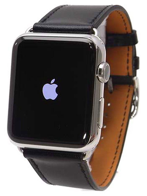 �yApple�z�y�A�b�v���E�H�b�`�z�A�b�v���wApple Watch Hermes 42mm �V���v���g�D�[���xMLCD2J/A �{�b�N�X�J�[�t���U�[ �G�����X �r���v�^�[�� 1�T�ԕۏy���Áz