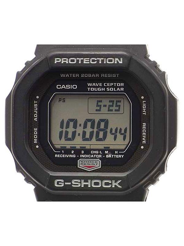 �yCASIO G-SHOCK�z�J�V�I�wG�V���b�N The-G�xGW-5600J �{�[�C�Y �\�[���[�d�g�N�H�[�c 1�T�ԕۏy���Áz