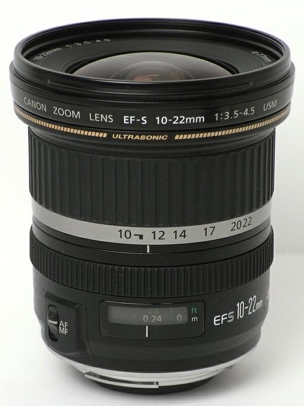 �L���m���wEF-S10-22mm F3.5-4.5 USM�xEF-S10-22U 16-35mm���� �f�W�^�����t�J�����p�����Y 1�T�ԕۏy���Áz