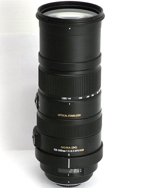 �V�O�}�wAPO 150-500mm F5-6.3 DG OS HSM�x�j�R���}�E���g �f�W�^�����t�J�����p�����Y 1�T�ԕۏy���Áz