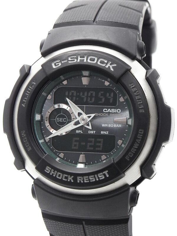 �yCASIO G-SHOCK�z�J�V�I�wG�V���b�N G�X�p�C�N�xG-300-3AJF �����Y �N�H�[�c 1�T�ԕۏy���Áz