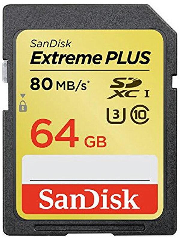 �T���f�B�X�N�w�G�N�X�g���[���v���XSDXC UHS-I�J�[�h�xSDSDXS-064G-JU3 32GB U3 C10 �����ݍő�60MB/s�y�V�i�z