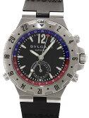 【BVLGARI】ブルガリ『ディアゴノプロフェッショナルGMT』GMT40S メンズ 自動巻き 3ヶ月保証【中古】b05w/h10B