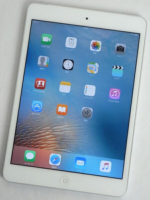 �A�b�v���wiPad mini 2 Wi-Fi + Cellular 16GB docomo�xME814J/A �V���o�[ 7.9�^ ������ �^�u���b�g�y���Áz