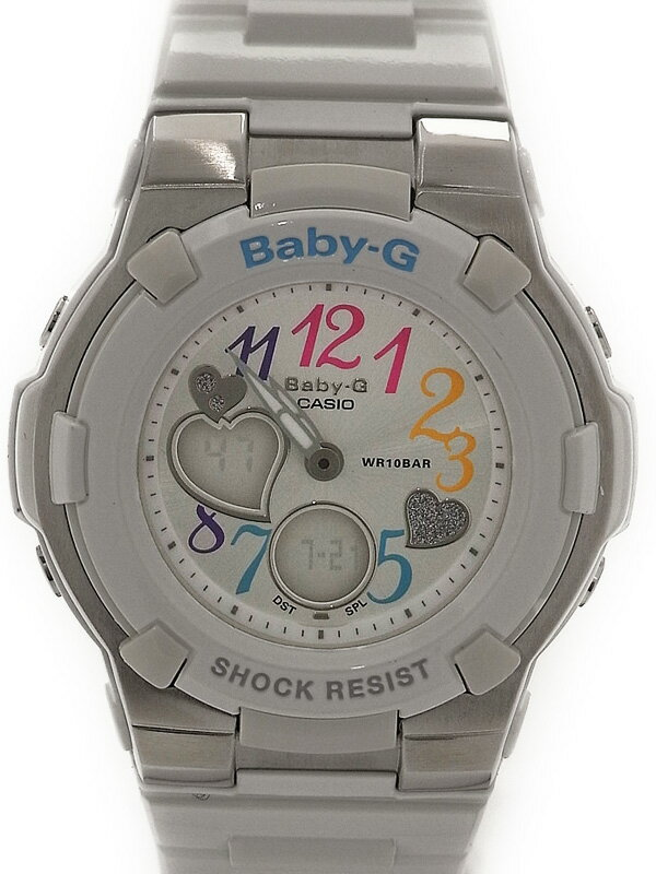 �yCASIO Baby-G�z�J�V�I�w�x�r�[�f �}���`�J���[�_�C�A���V���[�Y�xBGA-116-7BJF ���f�B�[�X �N�H�[�c 1�T�ԕۏy���Áz