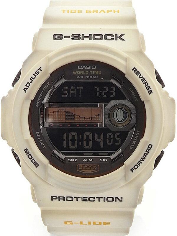 �yCASIO G-SHOCK�z�J�V�I�wG�V���b�N G���C�h�xGLX-150-7JF �����Y �N�H�[�c 1�T�ԕۏy���Áz