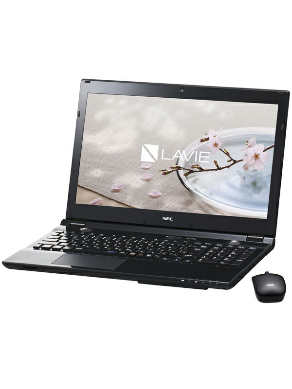 NEC�wLAVIE Note Standard NS350/DAB�xPC-NS350DAB Windows10Home �N���X�^���u���b�N 15.6�^HD 1TB Office �m�[�gPC�y���Áz