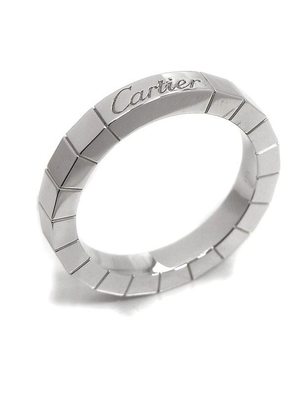 【Cartier】【仕上済】カルティエ『ラニエール リング』9号 1週間保証【中古】