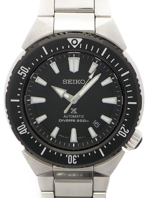 【SEIKO】【'16年購入】セイコー『プロスペックス ダイバー スキューバ』SBDC039 メンズ 自動巻き 1ヶ月保証【中古】