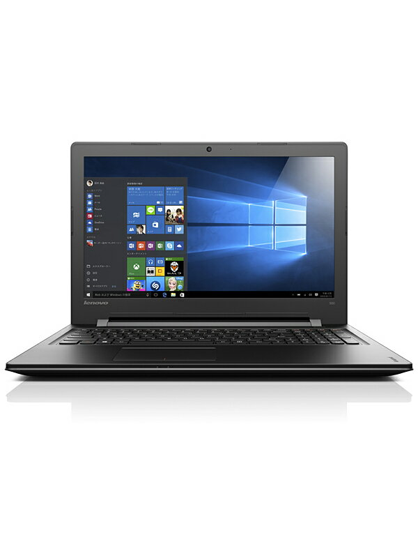 ���m�{�wLenovo ideapad 300�x80M30061JP Windows10 �v���`�i�V���o�[ 15.6�^HD 500GB Office �m�[�gPC�y���Áz