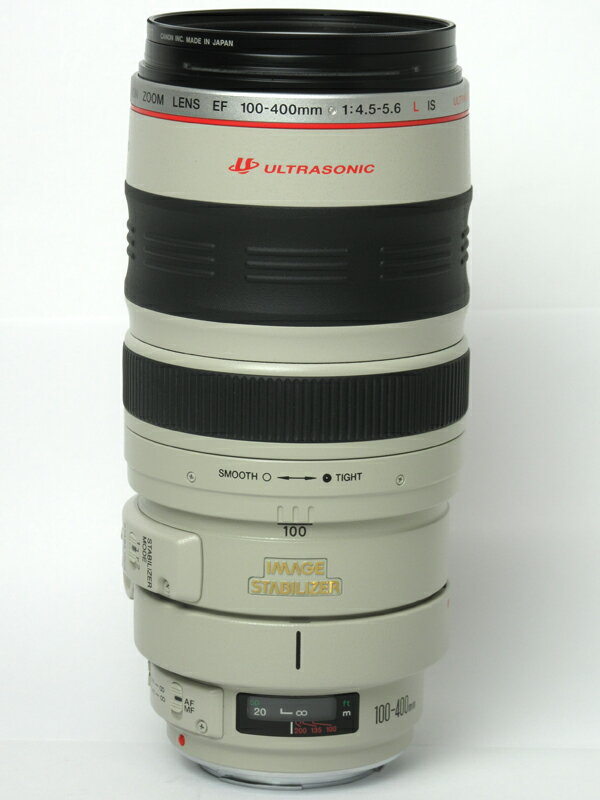 �L���m���wEF100-400mm F4.5-5.6L IS USM�xEF100-400LIS �]���Y�[�� ��჌�t�J�����p�����Y 1�T�ԕۏ؁y���Áz