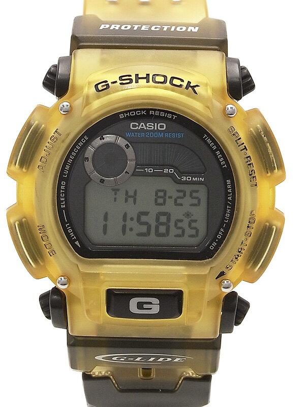 �yCASIO G-SHOCK�z�y�C�O���f���z�J�V�I�wG�V���b�N G���C�h�xDW-9000 �����Y �N�H�[�c 1�T�ԕۏy���Áz