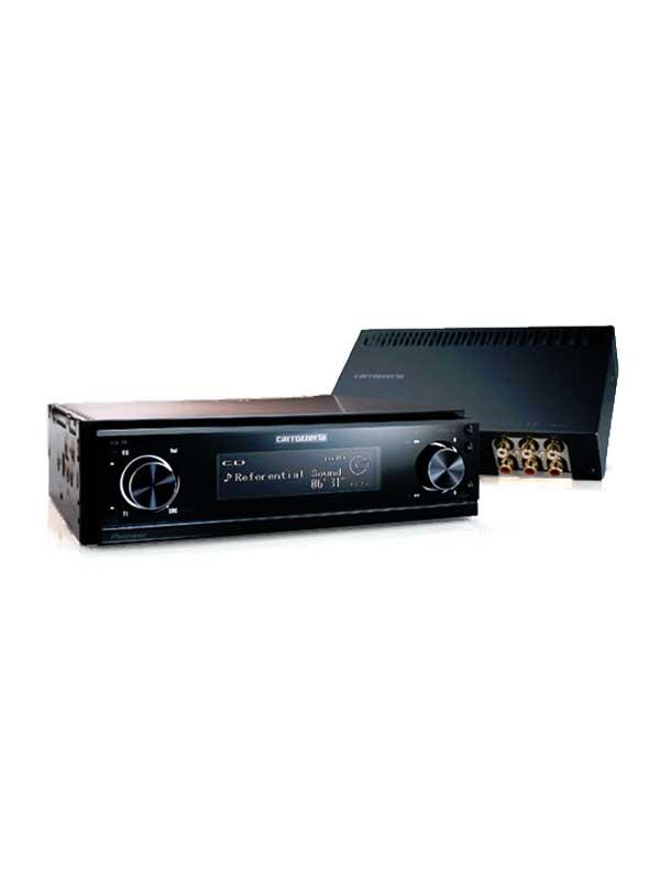カロッツェリア『AVメインユニット』DEH-P01 CD/USB/チューナー WMA/MP3/AAC/WAV対応 DSPメインユニット【新品】